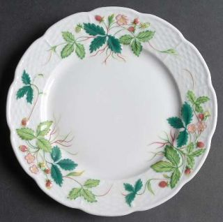 Ceralene George Sand  Dessert Luncheon Plate, Fine China Dinnerware   Embossed R