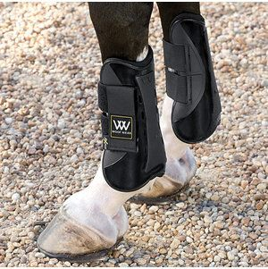 Woof Smart Tendon Boot Black Med/large