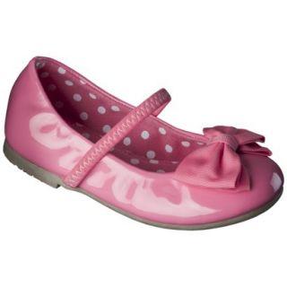 Toddler Girls Cherokee Daphne Ballet Flats   Coral 10