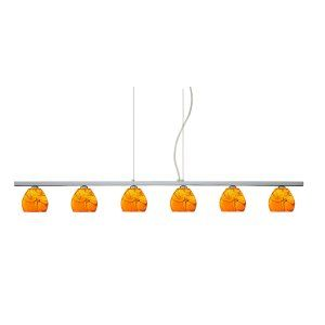 Besa Lighting BEL 6LP 5605HB PN Tay Tay Island Light