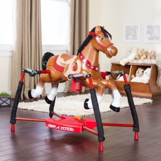 Radio Flyer Blaze Interactive Riding Horse   381 Multicolor   381