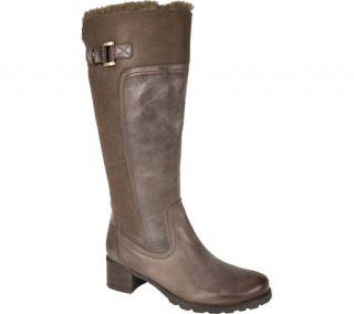 Womens Blondo Fideline   Fudge Blanche Neige/Shearling Boots