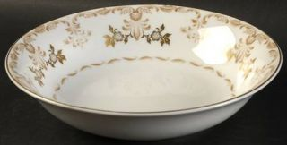 Harmony House China Classique Gold Coupe Soup Bowl, Fine China Dinnerware   Gold