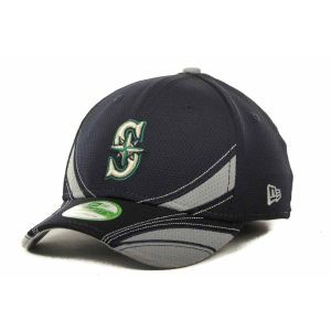 Seattle Mariners New Era MLB Youth Spring Tech 39THIRTY Cap