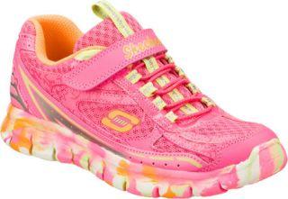 Infant/Toddler Girls Skechers Synergy Dreamwavez   Neon Pink/Orange Sneakers