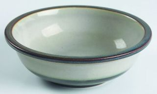 Bing & Grondahl Tema Coupe Cereal Bowl, Fine China Dinnerware   Stoneware, Bands
