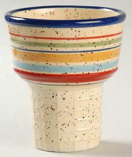 Pfaltzgraff Sedona Ice Cream Cone Shaped Dish, Fine China Dinnerware ...