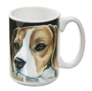 Favorite Dog Breeds Mug, Beagle