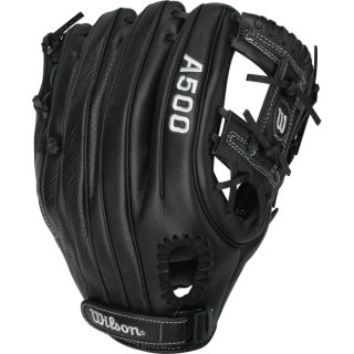 Wilson Game Soft Baseball Glove  Throwing Hand Right, 11.5 In
