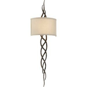 Troy Lighting TRY BF3462 Tattoo Tattoo 2 Light Wall Sconce Extra L