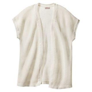 Merona Womens Layering Sweater   Cream   M