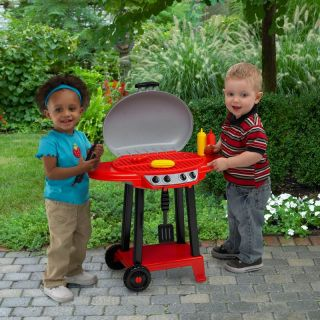 American Plastic Toys My Very Own Grill Multicolor   11550