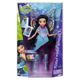 Disney Fairies Pixie Party Silvermist Doll