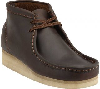 ca24d9189087 Childrens Clarks Wallabee Boot Toddler Beeswax Leather Boots on ...