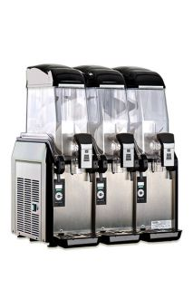 Elmeco Cold Beverage Dispenser w/ 9.6 gal Capacity & Electronic Controls, Black