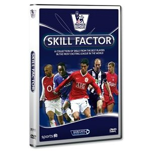 Soccer Learning Systems Premier League Skill Factor DVD