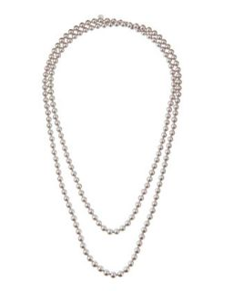 Nuage Long Pearl Necklace, 60L