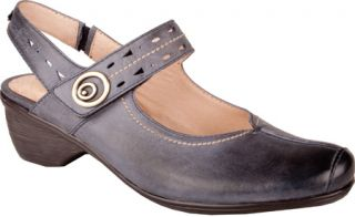 Womens Blondo Fawn   Blue Denim Blanche Neige Leather Casual Shoes