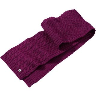 SmartWool Chunky Cable Scarf   Merino Wool (For Women)   NATURAL (O/S )